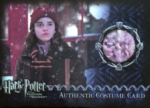 2004 Harry Potter and the POA Update Costume Hermione Granger Pink Sweater