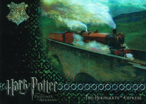 2004 Harry Potter and the POA Update Hobby Foil