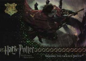 2004 Harry Potter and the POA Update Retail Foil