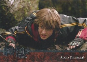 2005 Harry Potter and the GOF Base