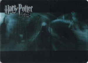 2005 Harry Potter and the GOF Case Topper