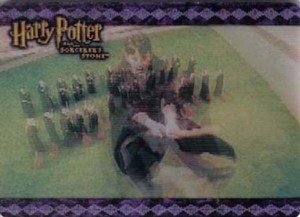 2005 Harry Potter and the Sorcerers Stone Case Topper