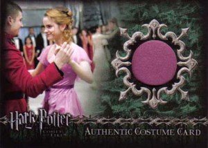 2006 Harry Potter GOF Update Costume C7
