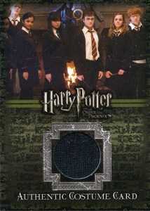 2007 Artbox Harry Potter and the Order of the Phoenix C6