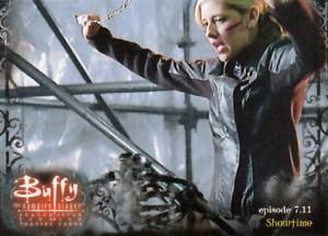 2003 Buffy the Vampire Slayer Season 7 Base