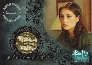 2003 Buffy the Vampire Slayer Season 7 PW2