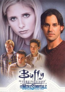 2005 Buffy the Vampire Slayer Men of Sunnydale Promo Card P-SD