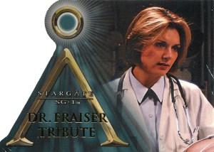 2005 Stargate SG-1 Season 7 Dr Frasier Tribute