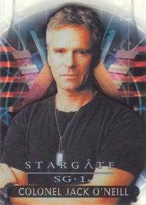 2005 Stargate SG-1 Season 7 Team