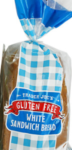 Image result for trader joe's gluten free white bread