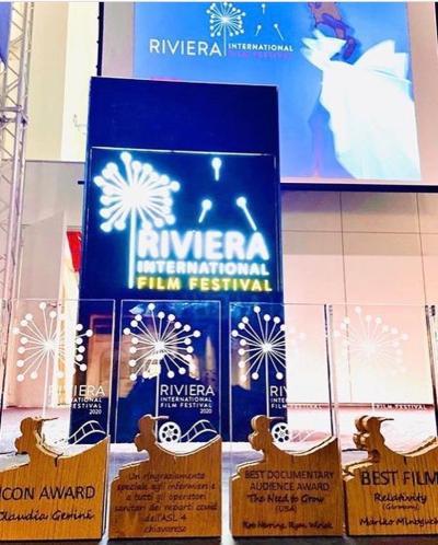 F1 Riviera Intl Film Festival 2020