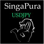 SingaPura USDJPY 【固定ロットとマーチンゲールを選択可能!】