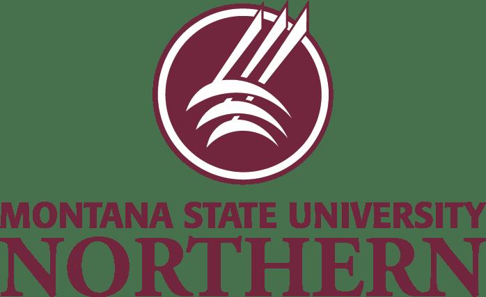 Montana State University Northern logo