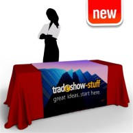 48in Trade Show Table Runners
