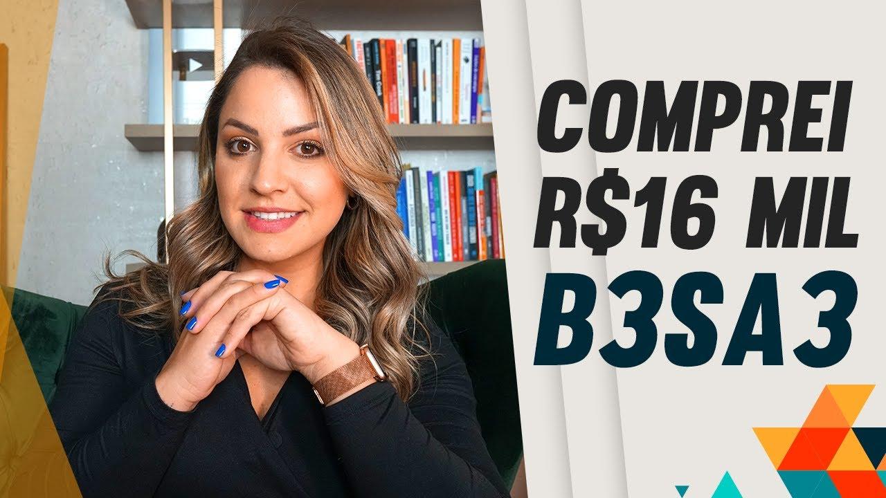 B3SA3: os efeitos de uma possível concorrência e porque sigo comprando