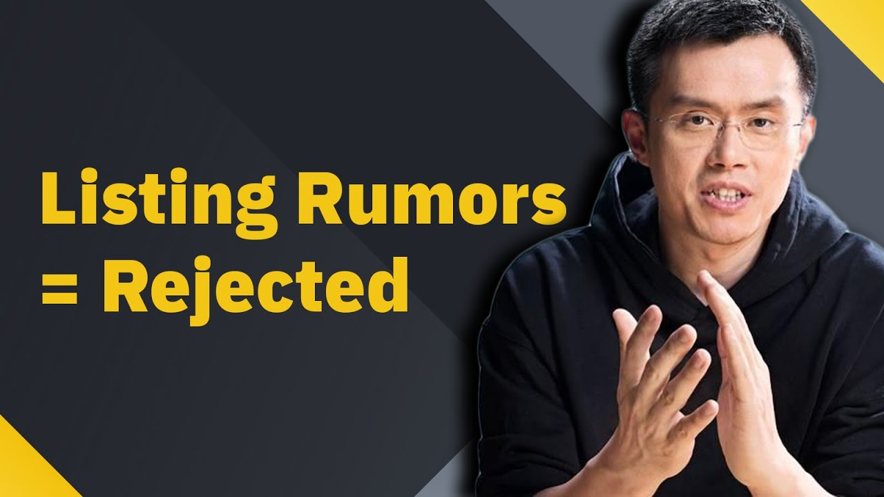 Binance Listing Rumors Will Get Projects Suspended