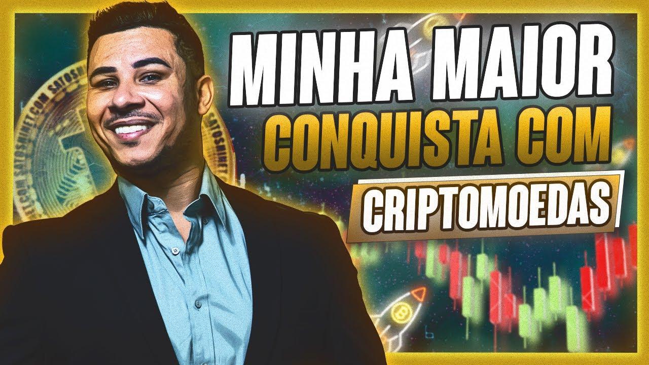 Minha MAIOR CONQUISTA com CRIPTOMOEDAS (RONALDO RESPONDE #16)