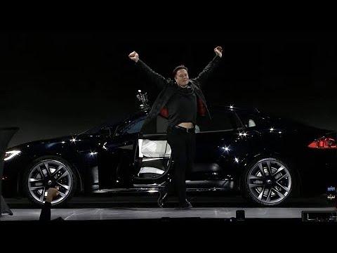 Tesla Model S Plaid: nova versão chega a 100 km/h em 2 segundos