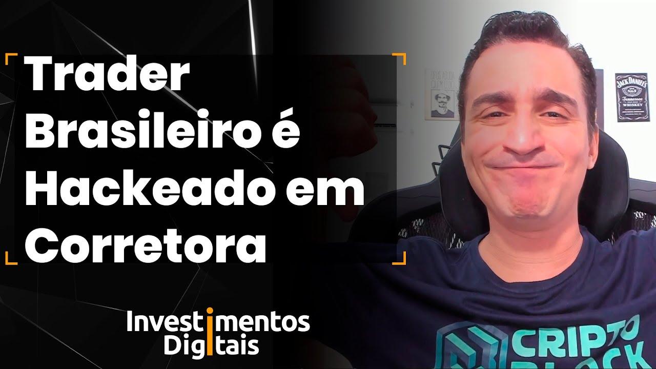🚨 Trader Brasileiro de Criptomoedas é Hackeado em Corretora Após Invasão de E-mail