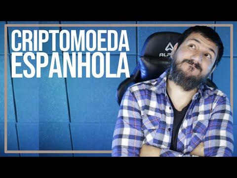 A CRIPTOMOEDA ESPANHOLA VAI DOMINAR?