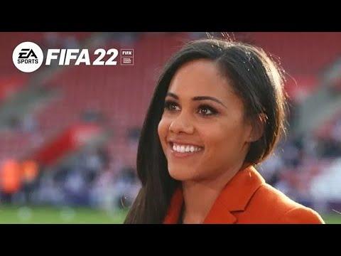 'FIFA 22': ex-jogadora Alex Scott será a 1ª mulher a comentar futebol no jogo