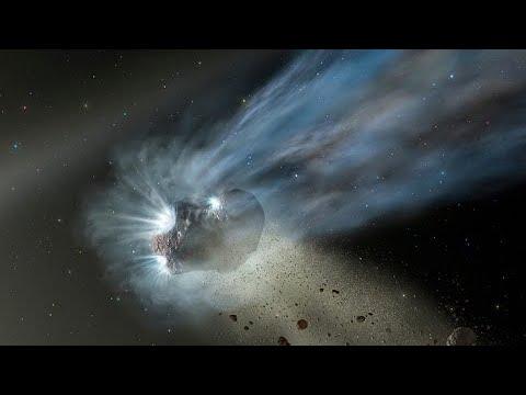 Olhar Espacial: telescópio Hubble flagrou impacto de cometa em Júpiter