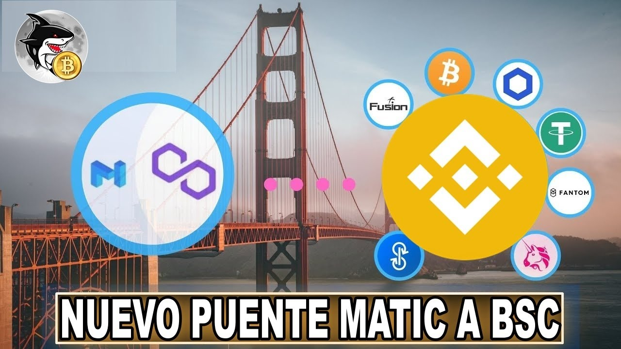 Polygon (MATIC) Nuevo Puente de Matic a Binance Smart Chain l Bajas Comisiones