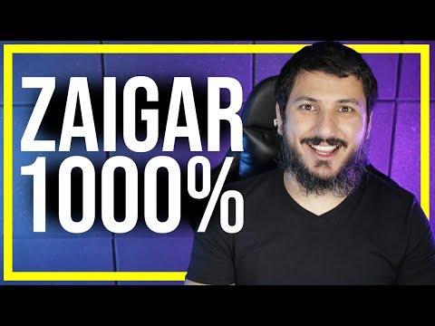 ZAIGAR FINANCE VALORIZA 1000% E CHOCA INVESTIDORES