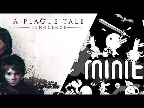 Epic Store tem mais dois jogos grátis: 'A Plague Tale: Innocence' e 'Minit'