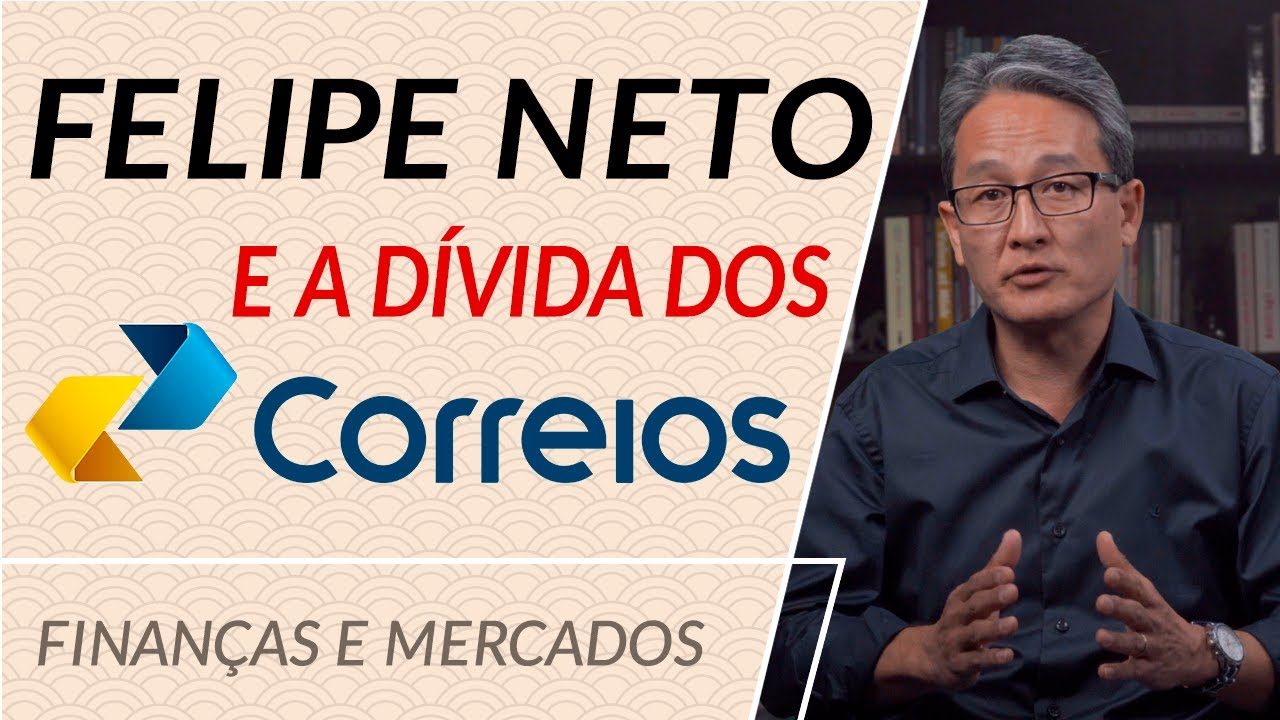 Felipe Neto e a Polêmica da Dívida dos Correios