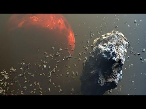 """""""Matéria orgânica"""" é encontrada no cinturão de asteroides entre Marte e Júpiter"""