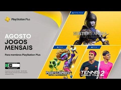 PlayStation: confira jogos de agosto do PS Plus