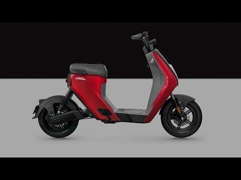 """Scooter """"ridiculamente"""" barata da Honda sai pelo preço de celular"""