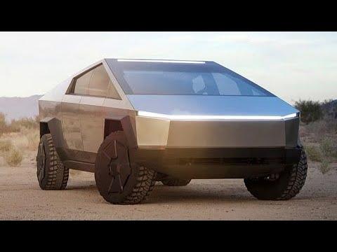 Tesla Cybertruck: picape elétrica pode ser comprada no Brasil
