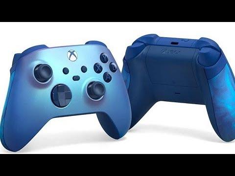 Xbox: saiba tudo sobre o novo controle Aqua Shift