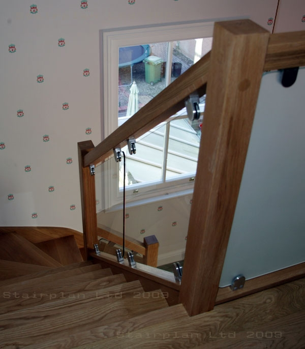 Glass Balustrade Panels Design Order Online Toughened Glass   Diy Glass Stair Railing   Staircase Makeover   Modern Stair Parts   Floating Stairs   Loft Railing   Wood