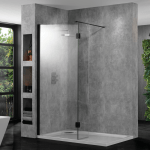 AquaDart_10_Wetroom_Return_Black_Profile