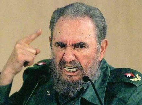 """Fidel Castro: """"Yo iré al infierno, y sé que el calor allí será insoportable"""""""