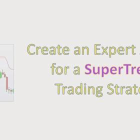 Create SuperTrend EA