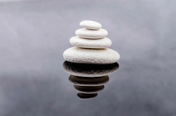 Zen - Stone in Water - Renko Bars