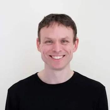 Mark Smiling