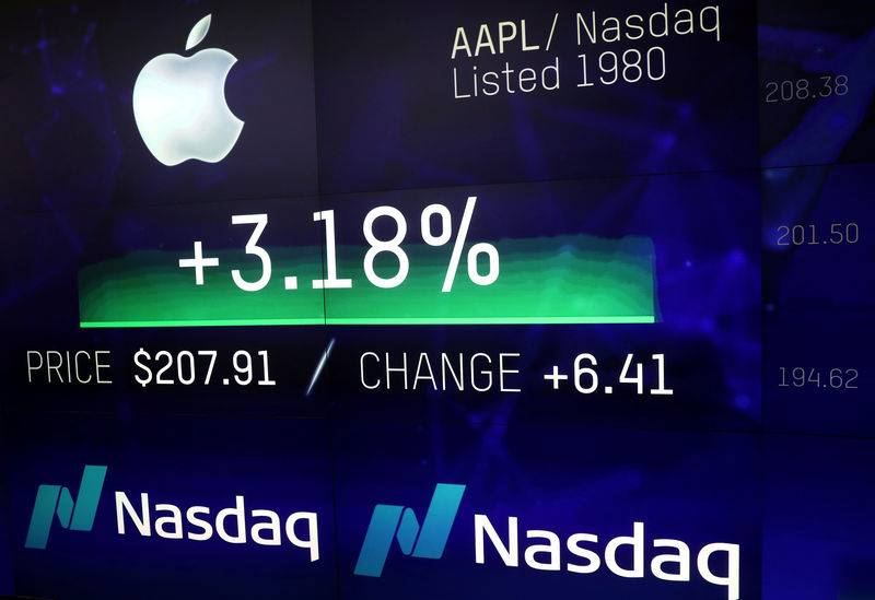 Apple is worth more than  1 trillion in the stock market