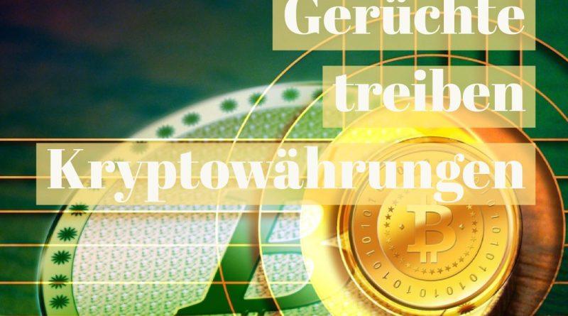Amazon, Bitcoin und Ethereum