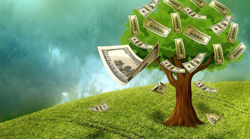 Geld der Notenbanken und die Kryptowährungen