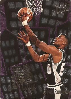 1993-94 Ultra - Jam City #8 David Robinson Front