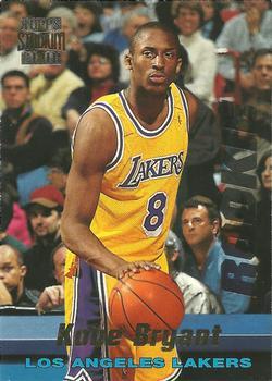 1996-97 Stadium Club - Rookies I #R12 Kobe Bryant Front