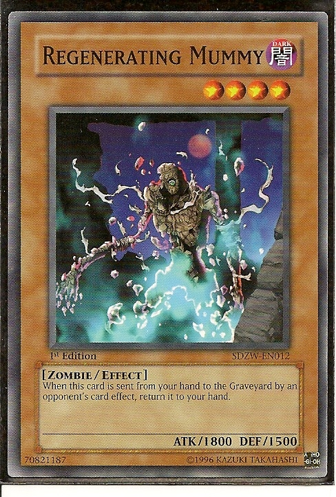Yu-gi-oh Zombie World Cards SDZW-EN001-016 Card Selection Mint 1st Edition