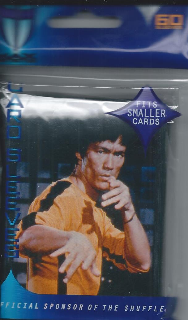 Bruce Lee Yugioh Card