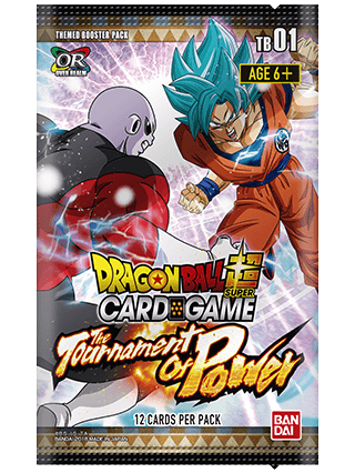 Dragonball Super Card Game Tournament Of Power 12 Card Booster Pack In Stock Dragon Ball Series Trading Card Mint Yugioh Cardfight Vanguard Trading Cards Cheap Fast Mint For Over 25 Years