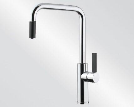 blanco galaxy pull out spout galvanic chrome kitchen tap chrome bm1360ch